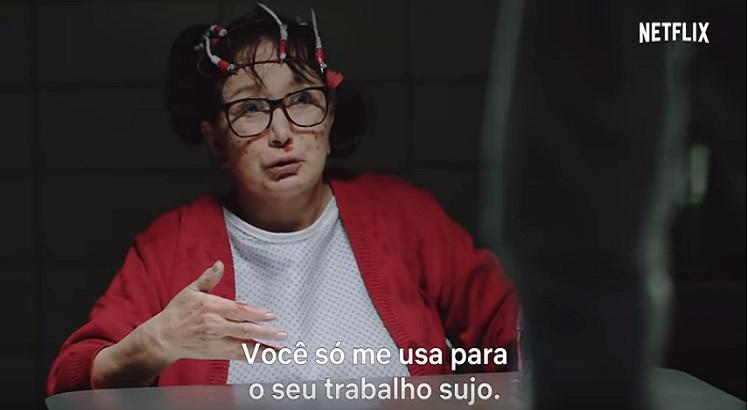 Chiquinha assume o papel de Eleven, confira o vídeo — Stranger Things