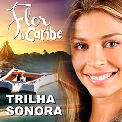 cd trilha sonora de flor do caribe internacional