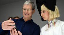 TOPSHOTS Apple Holds Press Event To Introduce New iPhone