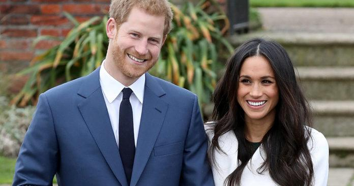 Principe Harry e Meghan Markle 01010