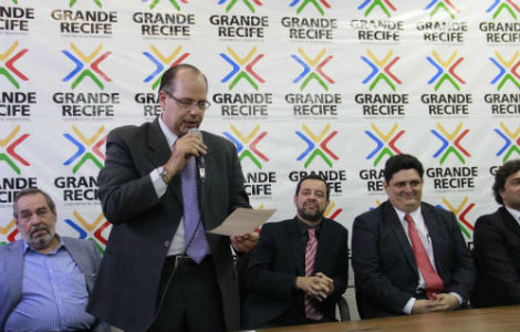 Francisco Papaléo, novo presidente do Grande Recife Consórcio de Transportes