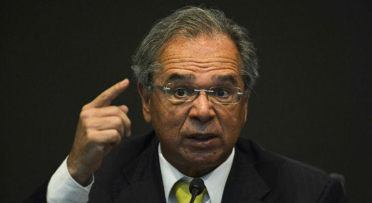 Paulo Guedes/Foto: Marcelo Camargo/ABr