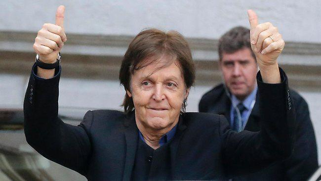 Paul McCartney é o artista mais rico da Inglaterra