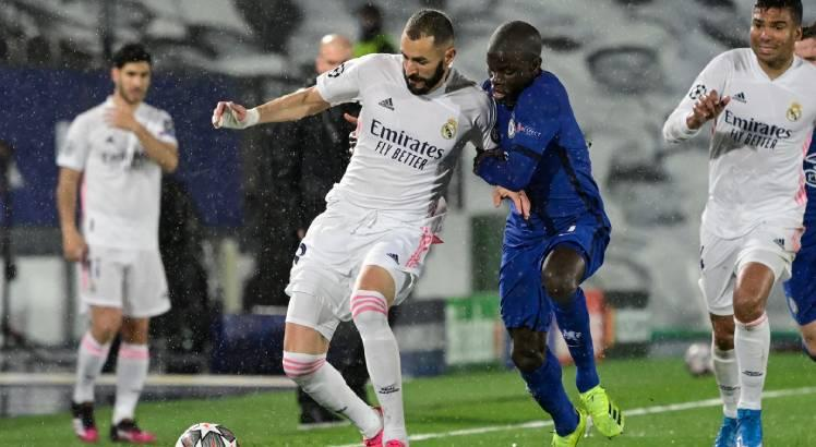 Real Madrid, Chelsea, Benzema